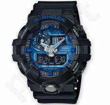 Vyriškas CASIO laikrodis GA-710-1A2ER