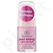 Dermacol Pearl Energy makiažo pagrindas, 15ml, kosmetika moterims