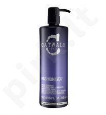 Tigi Catwalk Fashionista Violet šampūnas, kosmetika moterims, 750ml