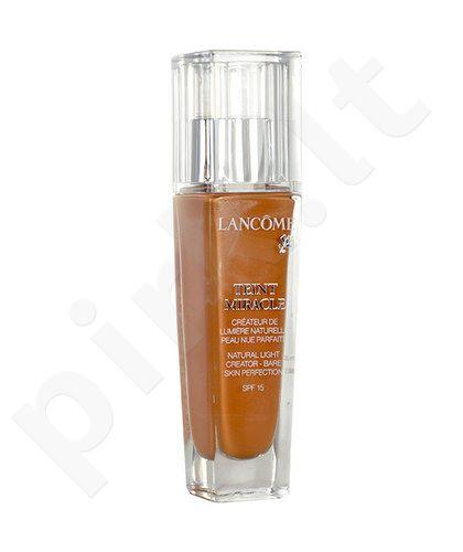 Lancome Teint Miracle Natural Light Creator SPF15, kreminė pudra kosmetika moterims, 30ml, (06 Beige Cannelle)