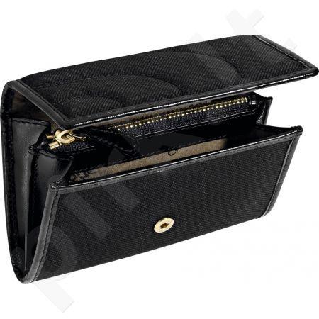 MONTBLANC STRISMA PANIMA BLACK 106080 piniginė
