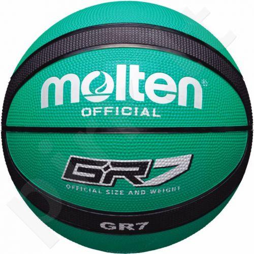 Krepšinio kamuolys rubber BGR7-GK