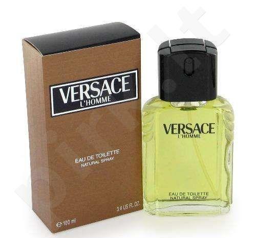 Versace L´Homme, tualetinis vanduo vyrams, 100ml