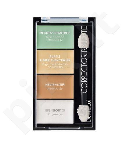 Dermacol Corrector Palette, 8,8ml, kosmetika moterims
