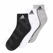 Kojinės Adidas Per Ankle 3pak AA2322