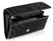 MONTBLANC STRISMA PANIMA BLACK 106079 monetų dėklas