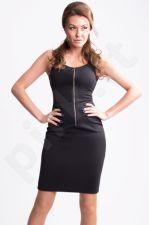 Emamoda suknelė - juoda 9912-2