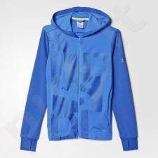Bliuzonas  Adidas YB Locker Room B Full Zipp Hoodie Junior AK2737