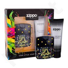 Zippo Fragrances Popzone rinkinys vyrams, (EDT 40 ml + dušo želė 100 ml)