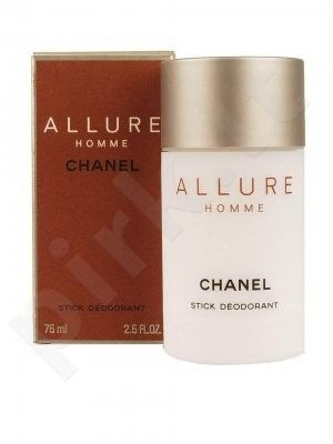 Pieštukinis dezodorantas vyrams Chanel Allure Homme, 75ml