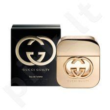 Gucci Guilty, tualetinis vanduo (EDT) moterims, 75 ml (Testeris)
