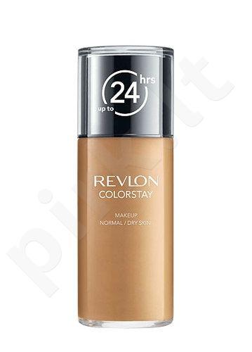 Revlon Colorstay Makeup Normal Dry Skin, 30ml, makiažo pagrindas, (250 Fresh Beige)
