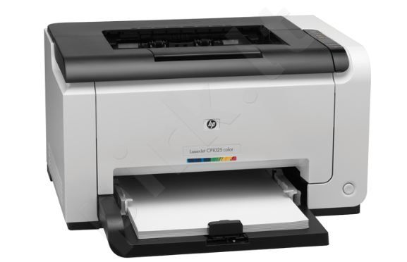 HP Color LaserJet Pro CP 1025nw