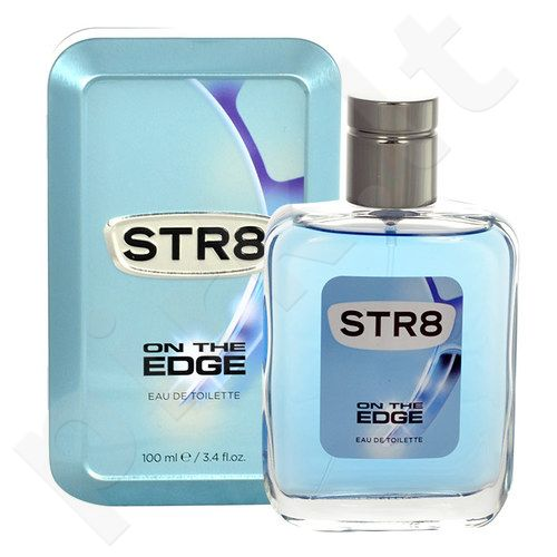 STR8 On the Edge, EDT vyrams, 100ml