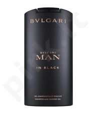 Bvlgari Man In Black, dušo želė vyrams, 200ml