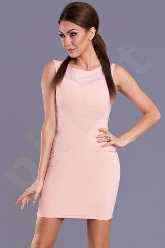 Emamoda suknelė - rožinė 8807-3