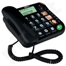 MaxCom KXT480BB laidinis telefono aparatas, juodas