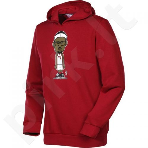 Bliuzonas  Adidas Y GFX Geek Hood Junior F96457