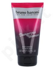 Bruno Banani Dangerous Woman, dušo želė moterims, 150ml