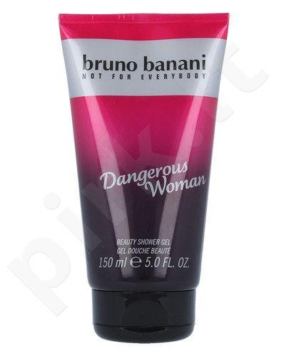 Bruno Banani Dangerous Woman, dušo želė moterims, 150ml