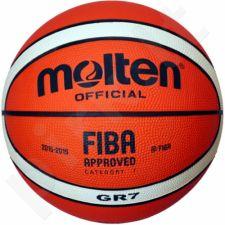Krepšinio kamuolys Molten GR7-OI