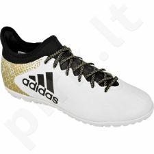 Futbolo bateliai Adidas  X 16.3 TF M AQ4352