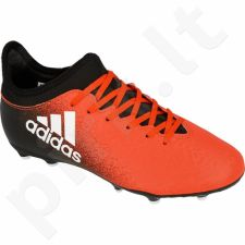 Futbolo bateliai Adidas  X 16.3 FG Jr BB5694