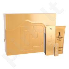 Paco Rabanne 1 Million rinkinys vyrams, (EDT 100 ml + dušo želė 100 ml + EDT 5 ml)