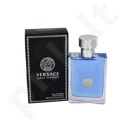Versace Pour Homme, tualetinis vanduo (EDT) vyrams, 30 ml