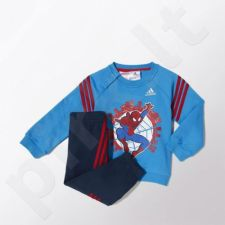 Sportinis kostiumas  Adidas Spiderman Crew Sweat Set Kids M62946