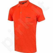 Marškinėliai Polo Outhorn M TOL16-TSM623 pomarańcz
