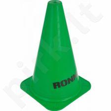 Stovelis be skylučių Ronnay 30 cm žalia