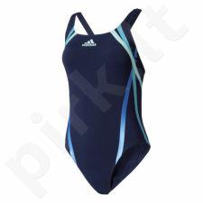 Maudymosi kostiumėlis Adidas Rubber-Printed Swimsuit Infinitex® W BR5731