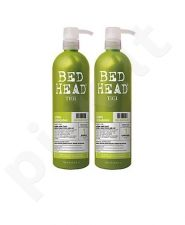 Tigi (750ml Re-Energize šampūnas + 750ml Re-Energize Condicioner) Bed Head Re-Energize šampūnas, 1500ml, kosmetika moterims