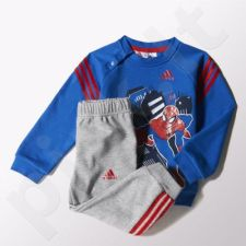 Sportinis kostiumas  Adidas Spider-Man Crew Sweat Set Kids S22052