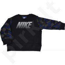 Sportinis kostiumas  vaikams Nike Brushed Fleece Graphic Crew Kids 678808-011