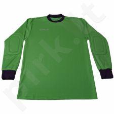 Vartininko marškinėliai  COLO Goal PR žalia-juoda