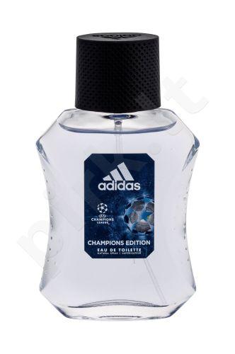 Adidas UEFA Champions League, Champions Edition, tualetinis vanduo vyrams, 50ml