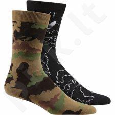 Kojinės Adidas ORIGINALS T Crew So Camo 2pak AZ0168