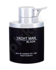 Myrurgia Yacht Man, Black, tualetinis vanduo vyrams, 100ml