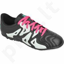 Futbolo bateliai Adidas  X 15.3 TF Leather Jr AF4788