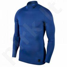 Marškinėliai termoaktyvūsNike M NP TOP LS Comp MOCK M 838079-480