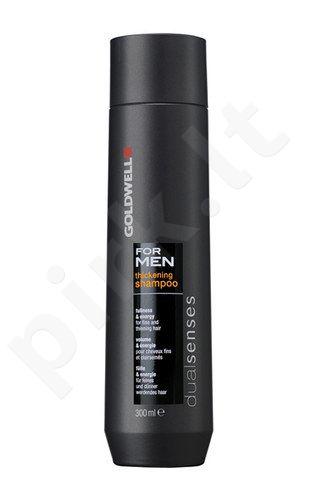 Goldwell Dualsenses For Men Thickening shampunas, kosmetika vyrams, 300ml
