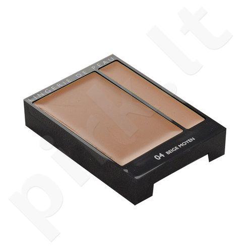Guerlain Lingerie De Peau kreminė pudra & maskuoklis, kosmetika moterims, 11,3g, (testeris), (04 Beige Moyen)