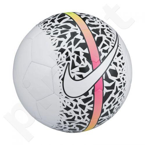Futbolo kamuolys Nike Hypervenom React SC2736-101