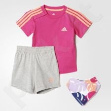 Komplektas Adidas Sportinis kostiumas  I Summer Gift Pack Kids AJ7358