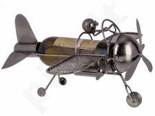 """Metalinis butelio laikiklis """"Pilotas"""""""
