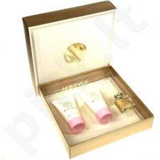 Versace (EDT 5 ml + 25 ml kūno losjonas + 25 ml dušo želė) Eau De Parfum, rinkinys moterims