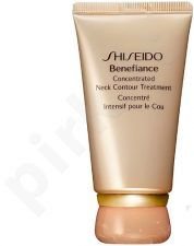Shiseido Benefiance, Concentrated Neck Contour Treatment, kaklo ir dekoltė kremas moterims, 50ml