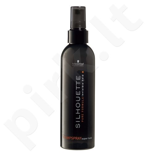 Schwarzkopf Silhouette, Pumpspray, plaukų purškiklis moterims, 1000ml